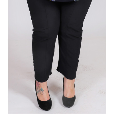 get online well known look for Pantalon doublé polaire